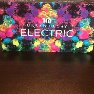 Urban Decay Electric Neon Palette